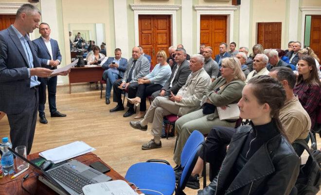 Представники Закарпатської КО НРУ прийняли участь у засіданні Політичної Ради та Центрального Проводу Народного Руху України