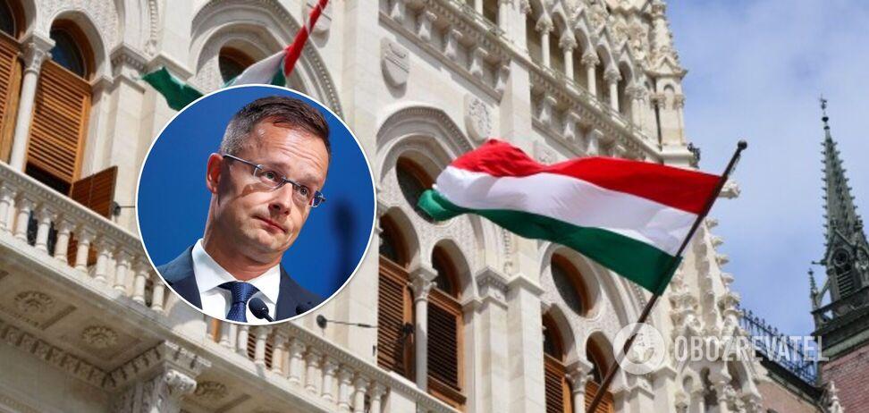 Угорська влада пригрозила блокувати шлях України в НАТО через критику контракту з Росією
