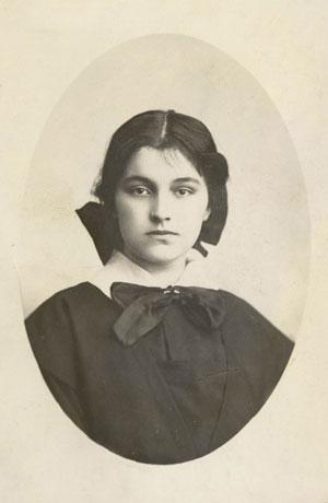 Вероніка Черняхівська – зрубана гілка славетного роду