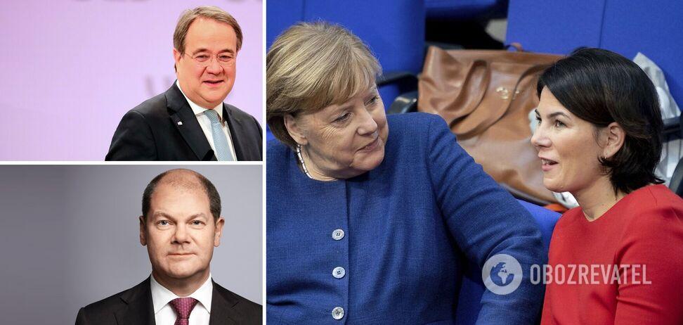 """Кінець епохи Меркель: чого чекати Україні від нового канцлера Німеччини і що буде з """"Північним потоком-2"""""""